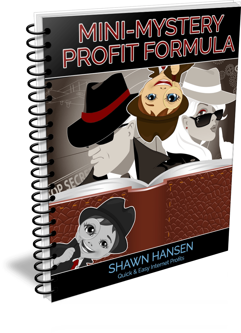 Mini-Mystery Profit Formula by Shawn Hansen