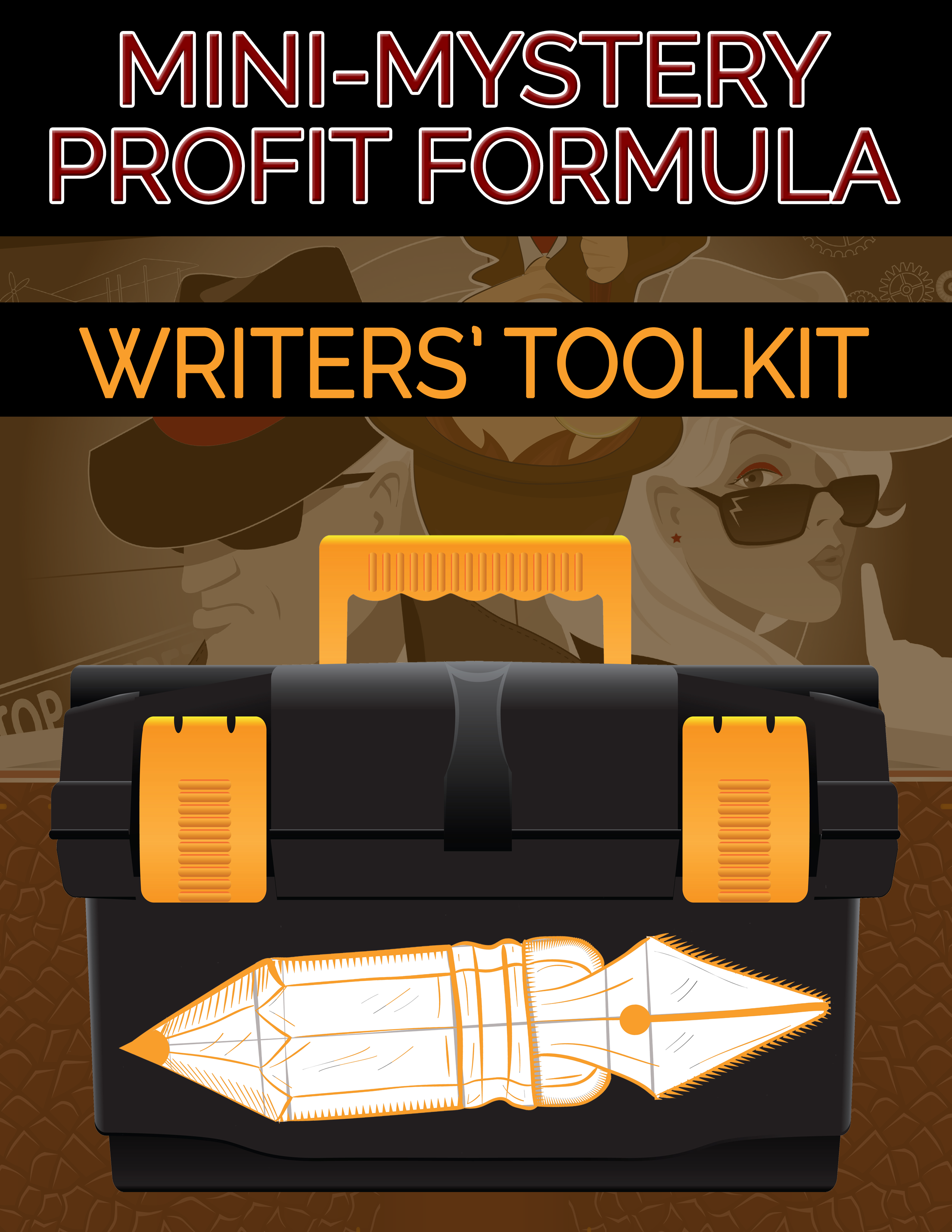 Mini-Mystery Profit Formula Writers' Toolkit by Shawn Hansen